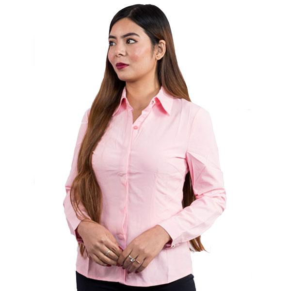 Women Slim Fit Shirt