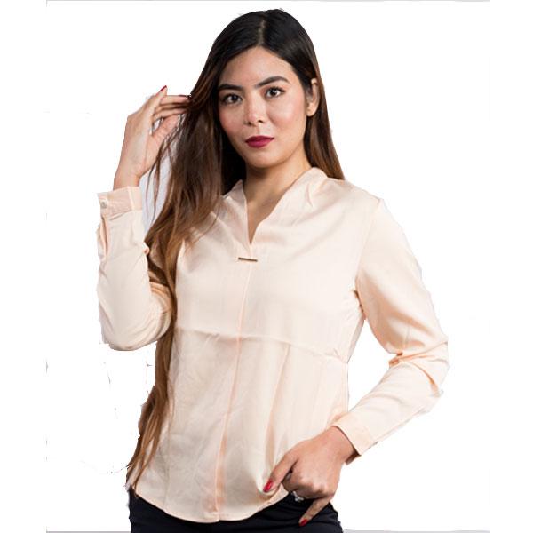 V-Neck Full Sleeve Shirt